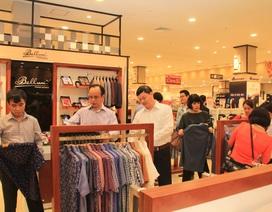 Khai trương cửa hàng thời trang nam cao cấp Belluni
