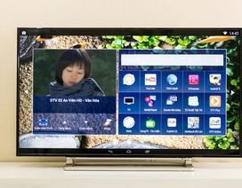 TV thông minh Toshiba L55 series: Đa năng như máy tính
