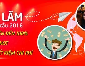 Triển lãm du học toàn cầu 2016 – Ngành học hot, học bổng lên đến 100%