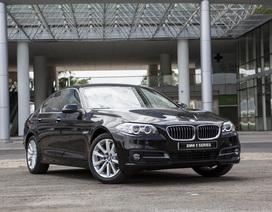 Ra mắt BMW Series 5 phiên bản đặc biệt