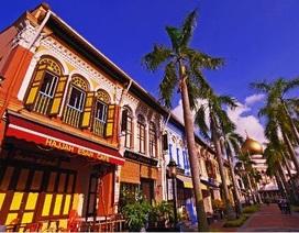 4 Khu phố độc đáo tại Singapore (kỳ 1)