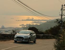 Hành trình trải nghiệm Hà Nội - Đà Nẵng cùng Ford Fiesta