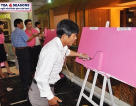 TPHCM: Hội thảo khách hàng Sơn TOA Việt Nam