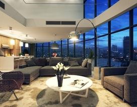 Căn hộ cao cấp thu hút khách bằng điều hòa trung tâm