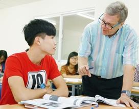 Nhiều ngành xét tuyển học bạ của UEF trên 20 điểm
