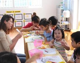 Trường mầm non Saigon Academy tuyển sinh 3 cơ sở mới