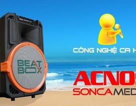 BeatBox Karaoke với tính năng công nghệ mới chiếm ưu thế trên thị trường