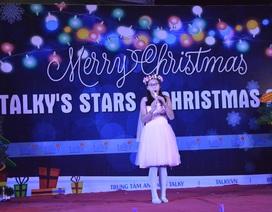 """Talky's Stars - Christmas 2016: Bùng nổ cảm xúc với những ngôi sao nhí """"Tài không đợi tuổi"""""""