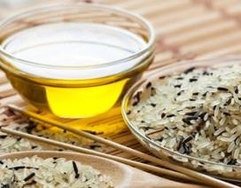 Dầu gạo - Bí quyết cho trái tim khỏe mạnh