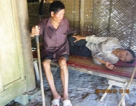 Cuộc sống bế tắc của đôi vợ chồng nghèo lâm trọng bệnh