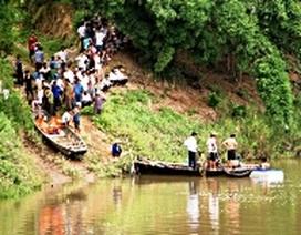 Hà Tĩnh: Rủ nhau tắm sông bé gái 10 tuổi bị nước cuốn trôi