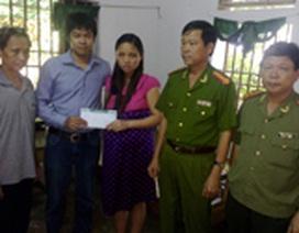 Bạn đọc ủng hộ bé Hồ Quang Minh 40 triệu đồng