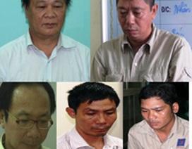 Khởi tố, bắt tạm giam 5 bị can liên quan Nhà máy đóng tàu Bến Thủy