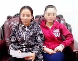 Cô gái Việt Nam được giải cứu khỏi động mại dâm ở Angola