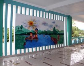 Ngôi trường mơ ước của trẻ nhỏ ở Hương Khê