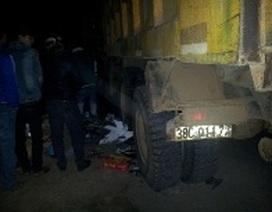 Xe tải tông chết 2 anh em