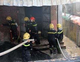 Cháy dữ dội tại nhà máy cấp nước lớn nhất Hà Tĩnh