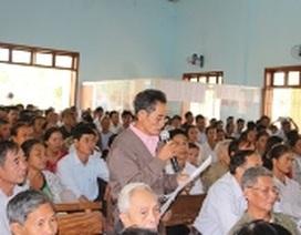Phản đối sáp nhập trường ở Hà Tĩnh: Lãnh đạo tỉnh đối thoại với người dân