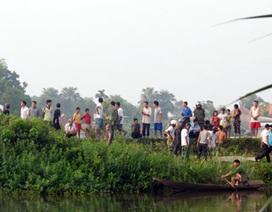 Đi đánh cá, phát hiện xác cụ bà nổi trên sông