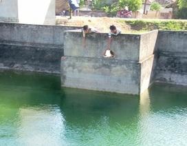 Sẩy chân xuống giếng nước sạch, một phụ nữ chết đuối