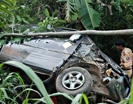Chạy trốn sau khi gây tai nạn, lại gặp tai nạn nghiêm trọng