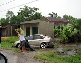 Hà Tĩnh: 3 thanh niên tử nạn trong mưa bão