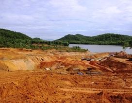 Đẩy nhanh tiến độ thi công công trình hồ chứa nước lớn nhất Hà Tĩnh