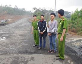 Triệt phá nhóm cướp tài sản của người dân trên đường về quê ăn tết