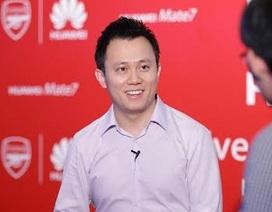 Huawei mang công nghệ mới phục vụ thị trường Việt dựa trên thói quen người dùng