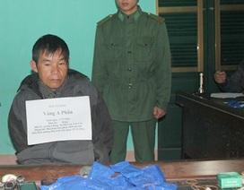 Vận chuyển gần 6.000 viên ma túy tổng hợp đưa sang Trung Quốc tiêu thụ