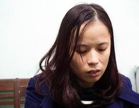 Nữ cán bộ chống người thi hành công vụ, ân hận xin được khoan hồng