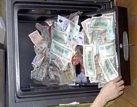 Hơn 1,4 tỷ đồng trong két sắt siêu thị bỗng dưng biến mất