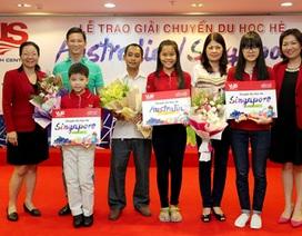"""Công bố chủ nhân chuyến """"Du học Hè tại Úc & Singapore"""" 2015 Của Anh Văn Hội Việt Mỹ (VUS)"""