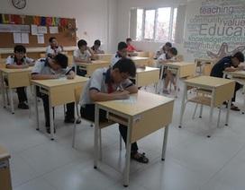 """Hơn 1.300 HS tham gia """"Vô địch TOEFL Junior dành cho học sinh THCS 2014"""" tại Wellspring Saigon"""