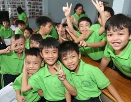 Niềm vui bất ngờ của 120 trẻ em nghèo TPHCM