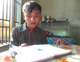 Cảm thương 2 học sinh khuyết tật vượt khó đến trường