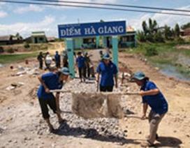 """Người nông dân Khmer """"đưa chữ"""" về phum sóc"""