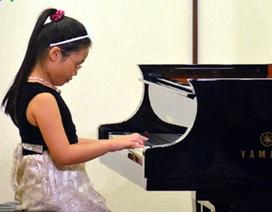 """Chuyện của """"thần đồng"""" Piano 10 tuổi"""