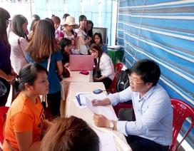Mở hội chợ việc làm trong hội trại giúp SV tiếp cận nghề nghiệp