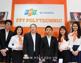 Hơn 85% sinh viên tốt nghiệp Cao đẳng Thực hành FPT Polytechnic có việc làm