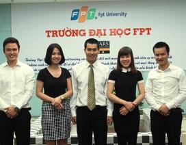 Năm 2015, ĐH FPT dự kiến tuyển 1.600 sinh viên