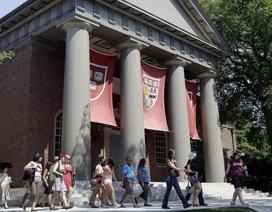"""ĐH Harvard bị kiện về """"chính sách tuyển sinh phân biệt chủng tộc"""""""