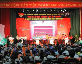 """Đội Hà Nội giành giải thưởng 30 triệu đồng """"Ánh sáng soi đường"""""""