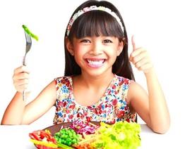 Cách bố mẹ dạy trẻ có thói quen ăn uống tốt