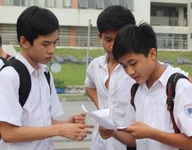 Hải Dương tổ chức thi tuyển sinh vào lớp 10