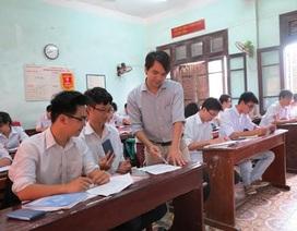 Thầy giáo trẻ nhiệt huyết dìu dắt học sinh giỏi quốc gia