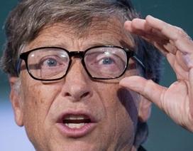 Tỷ phú Bill Gates khuyên sinh viên không nên bỏ học như ông