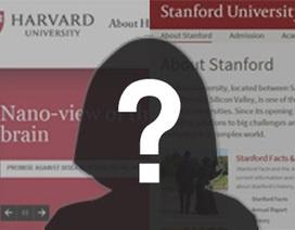 Nữ sinh Hàn Quốc bịa chuyện đỗ 2 trường Harvard và Stanford