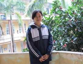 Cô học trò nghèo giành giải Nhất quốc gia môn Hóa học