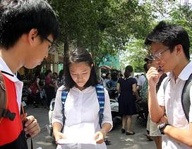 Thí sinh Hà Nội hoàn thành kỳ thi tuyển sinh lớp 10 THPT chuyên
